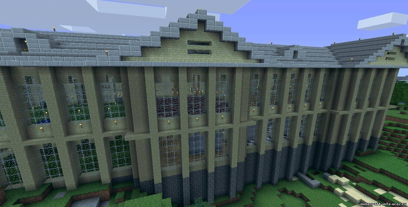 Скачать карты для Minecraft PE 14 / 13 1 на Андроид